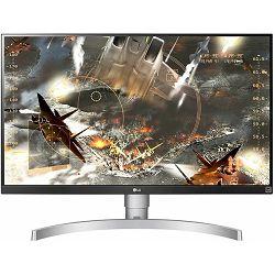 "Monitor 27 LG 27UL650-W (27"", 4K UHD, IPS, 60 Hz)"
