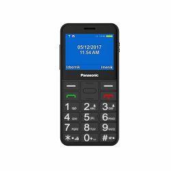 MOB Panasonic KX-TU150 EXBN crni, SOS tipka