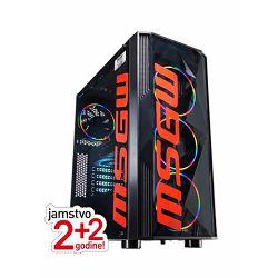 MSGW stolno računalo GAMER i241