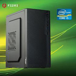Stolno računalo HYPER X 1116 (Intel i5-10400, 16GB, 250GB SSD+4TB HDD, Intel UHD)