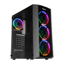 Stolno računalo FENIKS Raven 6001 (AMD RYZEN 5 1600, 8GB ,240GB SSD, AMD Radeon RX 550)