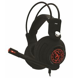 Slušalice s mikrofonom MSI ICARUS C500 gaming, USB