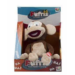 IGRAČKA Funny Fufris plišani majmun koji se smije
