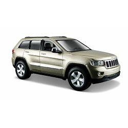 Metalni automobil 1:24 Jeep Grand Cherokee Laredo