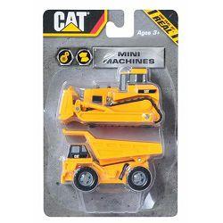Igračka CAT građevinski strojevi mini machine 7cm SORTNO