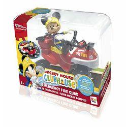 Figurica Mickey i vatrogasni quad