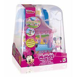 Figurica Minnie i štand sa slatkišima