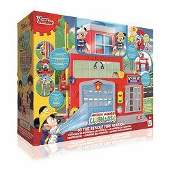 Vatrogasna postaja i Mickey i Minnie