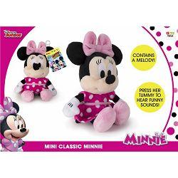 Pliš igračka sa zvukom Little Minnie sounds