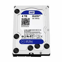 Hard disk HDD WD Caviar Blue 4TB SATA 3 WD40EZRZ