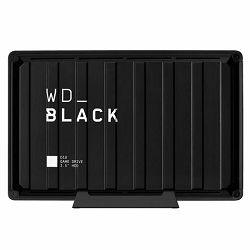 Vanjski gaming tvrdi disk WD_BLACK D10 8TB 3,5