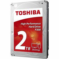 Hard disk HDD TOSHIBA P300 2TB 3,5