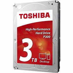 Hard disk TOSHIBA P300 3TB 3.5