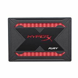 SSD 480GB KIN HyperX Fury RGB 2,5
