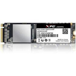 SSD ADATA 256GB SX6000PNP Pro PCIe M.2 2280