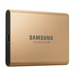 Vanjski SSD SAMSUNG 1TB T5 Gold