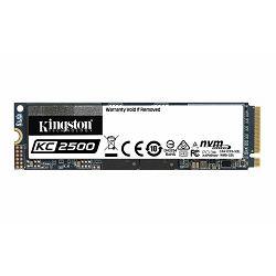 SSD KINGSTON 250GB KC2500 PCIe M.2 2280 NVMe