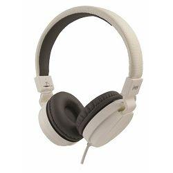 Slušalice s mikrofonom MSI BEAT 2 bijele
