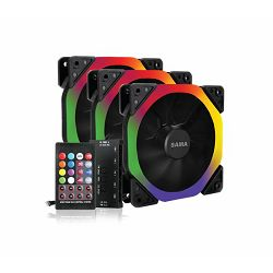 MS PC RGB RAINBOW SINGLE RING kit