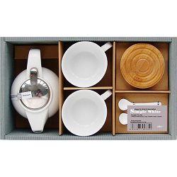 Set za čaj bijeli