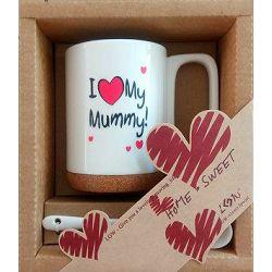 Šalica I love my mummy