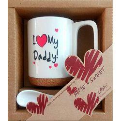 Šalica I love my daddy