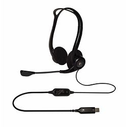 Slušalice s mikrofonom LOGITECH PC 960 Stereo USB
