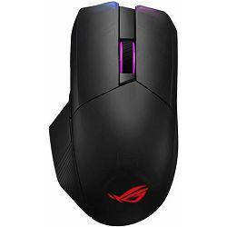 Miš ASUS ROG CHAKRAM (gaming, bežični, crni)