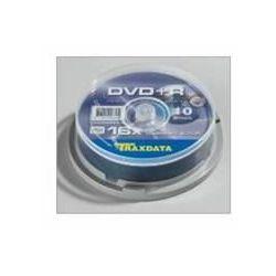 DVD+R TRAXDATA 16X CAKE 10 kom