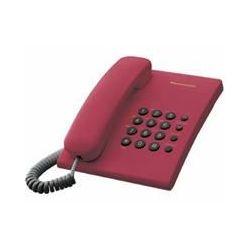 Telefon PANASONIC KX-TS500FXR