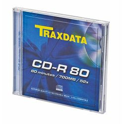 CD-R TRAXDATA CD-R 80 700 MB - 1 kom