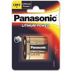Baterije PANASONIC CR-P2/1BP FOTO