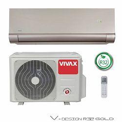 VIVAX COOL, klima ur., ACP-12CH35AEVI R32 GOLD - inv., 3.81k