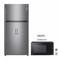 LG hladnjak GTF916PZPZD + mikrovalna pećnica MH6336GIB