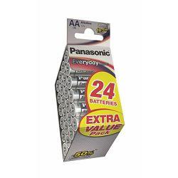 PANASONIC baterije LR6EPS/24PD=24 kom