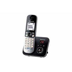Telefon PANASONIC KX-TG6821FXB bežični crni