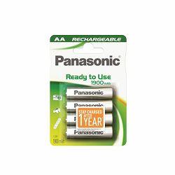 PANASONIC baterije HHR-3MVE/4BC, 1900mAh, punj. Ready to use