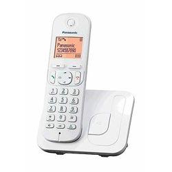 Telefon PANASONIC KX-TGC210FXW bežični bijeli