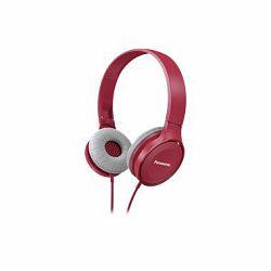 Slušalice PANASONIC RP-HF100E-P roze, naglavne