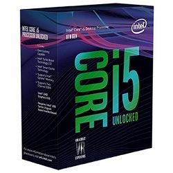 Procesor Intel Core i5 8600K