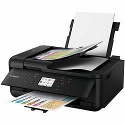 Printer multifunkcijski CANON PIXMA TR7550 crni (inkjet, 4800x1200dpi, print, copy, scan, fax)