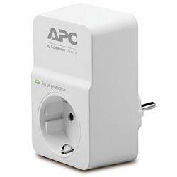 Utičnica sa prenaponskom zaštitom APC PM1W-GR 1 x šuko