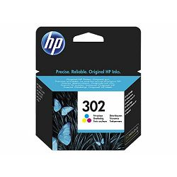 Tinta INK HP F6U65AE (No.302) boja