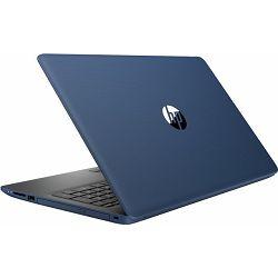 Laptop HP 15-DA0011NM 4PN94EA (15.6, i3, 4GB RAM, 1TB HDD, 128GB SSD, Intel HD, FreeDOS)