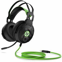 Slušalice s mikrofonom HP 4BX33AA zelene, 3.5mm