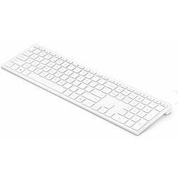 Tipkovnica za laptop HP 4CF02AA bežična bijela
