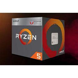 Procesor AMD Ryzen 5 2400G