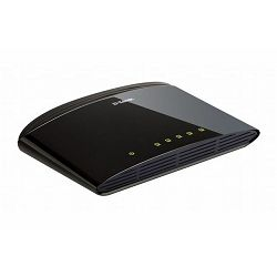 Switch D-LINK DES-1005D 5-PORT 10/100 MBPS