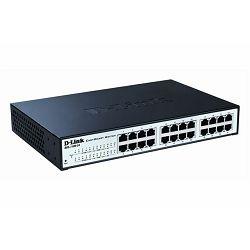 Mrežna oprema switch D-LINK switch upravljivi, DGS-1100-24