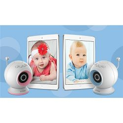 D-Link IP mrežna kamera za video nadzor DCS-825L/E Wi-Fi Baby